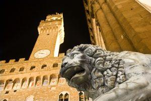 PALAZZO VECCHIO. Le succès politique de Cosimo I.