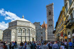 Visite à vélo du quartier de San Giovanni Florence